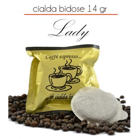 100 Cialda Doppia Lady 52 mm