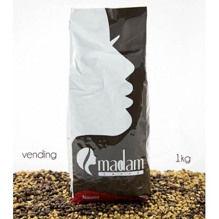 1 Kg Caffe in grani Vending Naomi