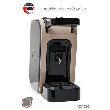Macchina caffè Prime 38 tortora