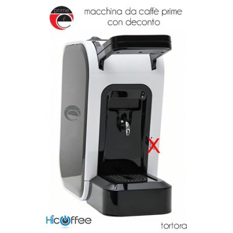 Macchina caffè Prime 44 bianco deconto