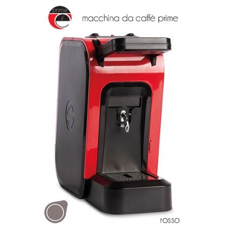 Macchina caffè Prime 44 rosso